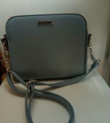 Sinsay svjetloplava torbica