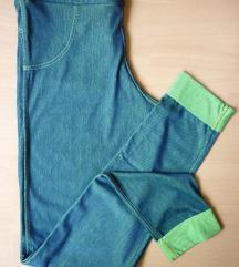 Calzedonia jeans tajice, L