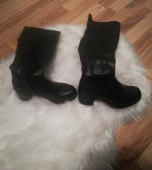 Čizme crne