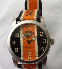 Ručni sat Harley-Davidson Bulova 76B144 - NOVO