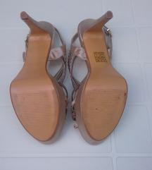 Sandale na petu NOVO