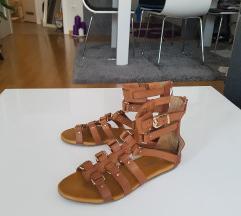 Mass sandale gladijatorice