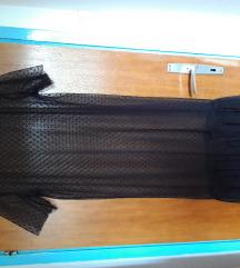 Duga prozirna haljina