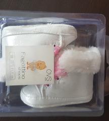 Čizmice za bebe (nehodače)