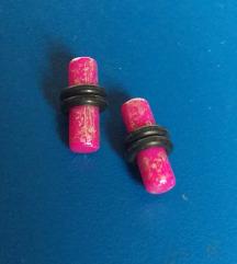 Plugs / stretcher rozi 4mm