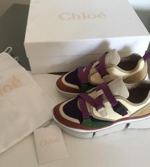 Original Chloe Sonnie tenisice nove jednom nošene
