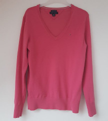 Tommy Hilfiger rozi pulover vesta S