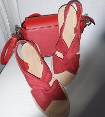 Crvene sandale 38