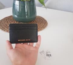 %%% Michael Kors card holder s etiketom