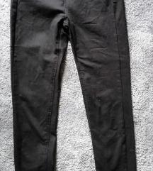 P&B crne skinny hlače