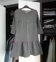Siva Reserved haljina/tunika