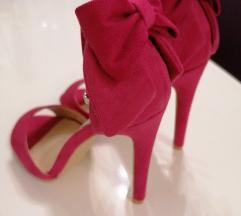 Pink štikle