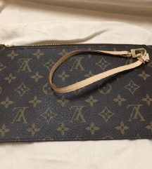 LOUIS VUITTON monogram Pochette authentic