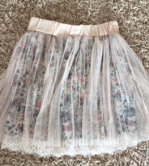 Stradivarius suknja od tila