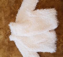 Bijela bundica Mango vel.110-116