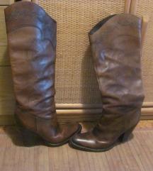 Kožne kaubojske čizme