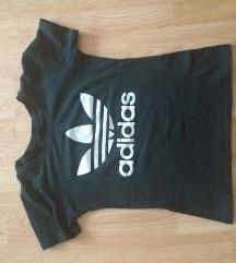 Crna adidas majica