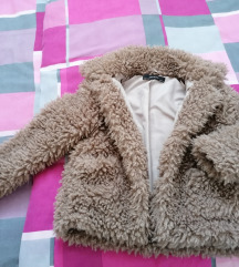 Zara teddy bundica