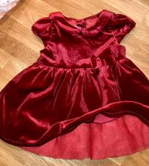 H&M haljina  s poštarinom vel. 68