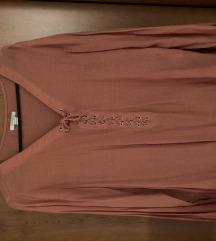 Bluza boja breskve