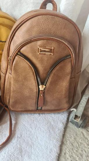 Boja konjaka novi ruksak