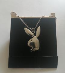 Playboy lančić sa privjeskom