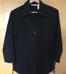 Lijepa crna košulja, S