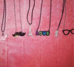 Lot 6 ogrlica