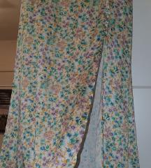 Zara nova suknja s prorezom