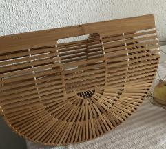 Drvena ceker torba