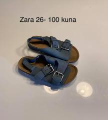 Zara kozne sandale 26