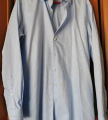 Muška svijetloplava košulja slim fit