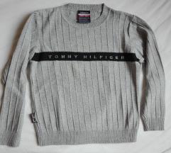 Sivi pulover -Hilfiger -SNIŽENO