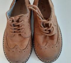 Zara cipele od brušene kože,  vel.23