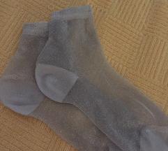 Srebrne čarapice
