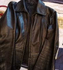 SISLEY ORIGINAL 100% kožna jakna