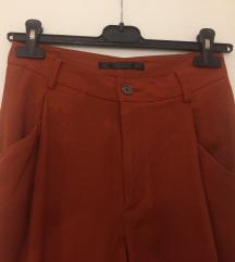 Zara 7/8 elegantne hlače