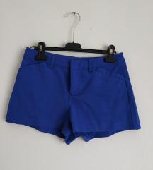 Plave vruće hlačice