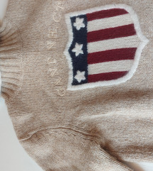 GANT pulover, vuna