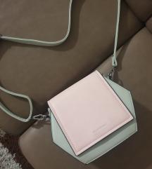 Silviarosa pastelna torba