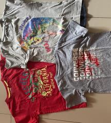 Skechers & Converse majice
