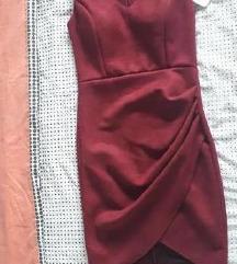 Bordo haljina, XS/S