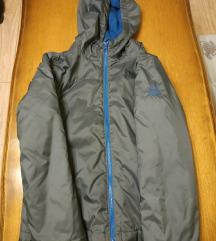 Benetton jakna,laganija,siva,vel. 158