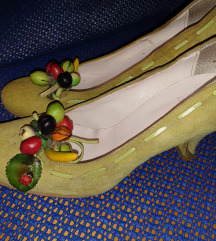 Unikatne cipele kožne