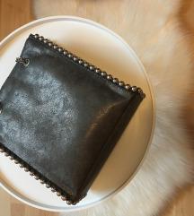 Mini siva Zara torbica