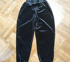 hlače od pliša za djevojčice