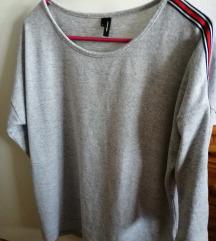 Siva majica vel. L /XL 15 kn