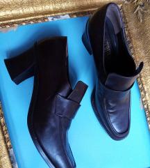 Kožne jesenske retro cipele, 40