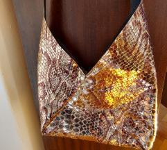 NOVA Zara kožna torbica