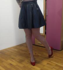 Kozna Skater suknja M